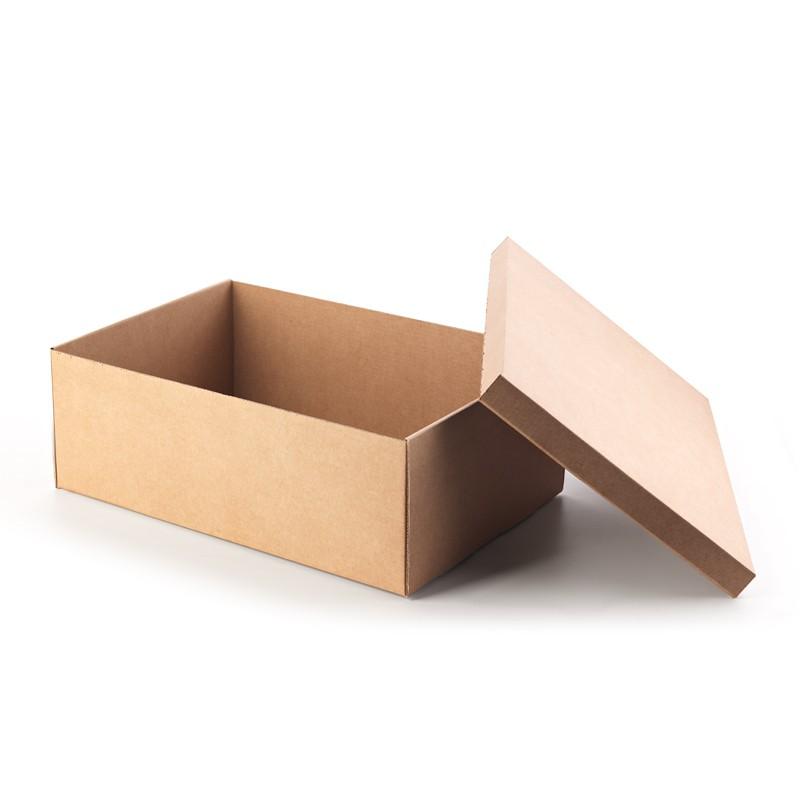 Cajas para Envíos de Zapatos | Cajas de Cartón Regular - Cartón S.A.