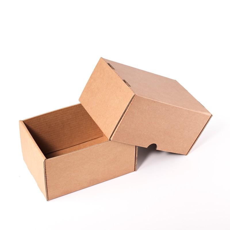 Caja Telescópica Marrón | Cajas para Exportación - Cartón S.A.
