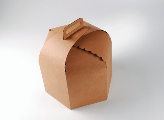 Caja para Pasteles Caseros | Cajas para Tortas - Cartón S.A.